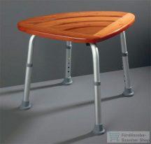Sapho RIDDER Állítható ülőke, bambusz A00502081