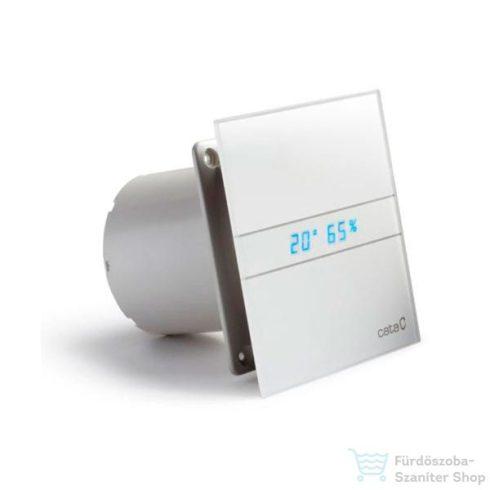 Sapho E-120 GTH axiális fürdőszobai ventillátor s automatem, 15W, cső átmérő 120mm, fehér 00901200