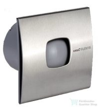Sapho CATA SILENTIS 12 INOX T Axiális ventilátor, időzítővel, 20W, átmérő 120mm, inox 01081300