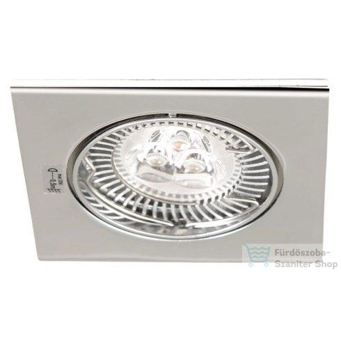 Sapho NAVI állítható mennyezeti lámpa, 1xMR16, max.50W, 12 V, 81x81x30 mm króm 02551