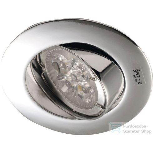 Sapho LUTO állítható mennyezeti lámpa króm 02591