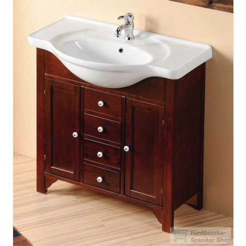 Sapho GALANTA ORCHIDEA mosdótartó szekrény, 80x92x33 cm 1695
