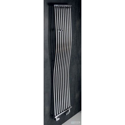 Sapho ONDA fürdőszoba radiátor, króm, 425 W, 400x1700 mm 1801-05