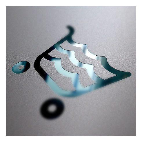 Radaway Premium A 80x80 íves zuhanykabin króm/átlátszó 30413-01-01