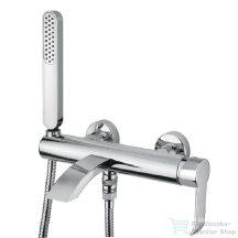 Bugnatese TESS Kádcsaptelep zuhanyszettel króm színben 9602