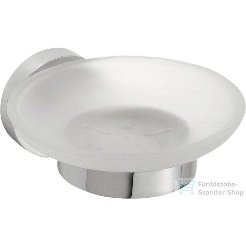 AREZZO design BEMETA Omega szappantartó, tejüveg AR-104108042