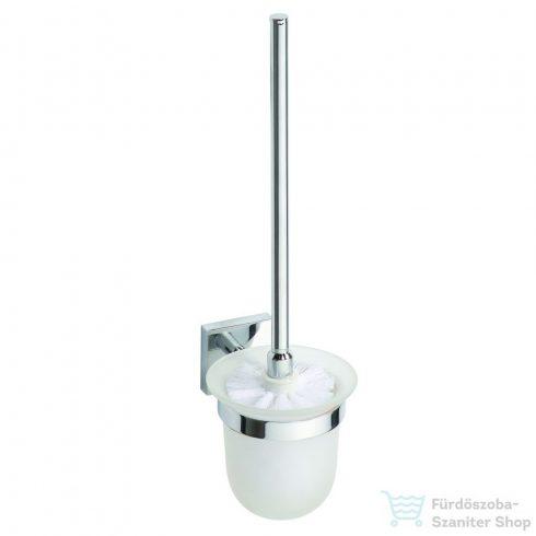 AREZZO design BEMETA Beta fali wc kefe tartó, tejüveg AR-132113012