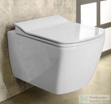 Sapho GLANC fali WC, rimless, 37x51,5 cm  GC321