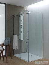 Kolpa San Virgo New TK 160x80 zuhanykabin, balos