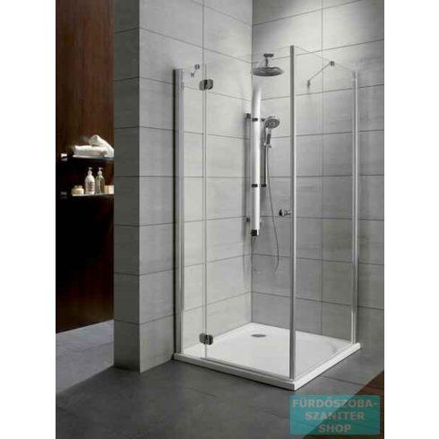 Radaway Torrenta KDJ 80x80 szögletes zuhanykabin