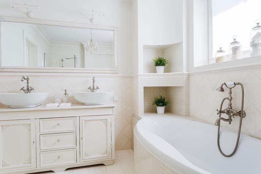 Fürdőszoba kialakítás