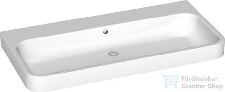 Duravit Happy D.2 120x50,5 cm bútorral aláépíthető mosdó csaplyuk nélkül 2318120060 ( 231812 )