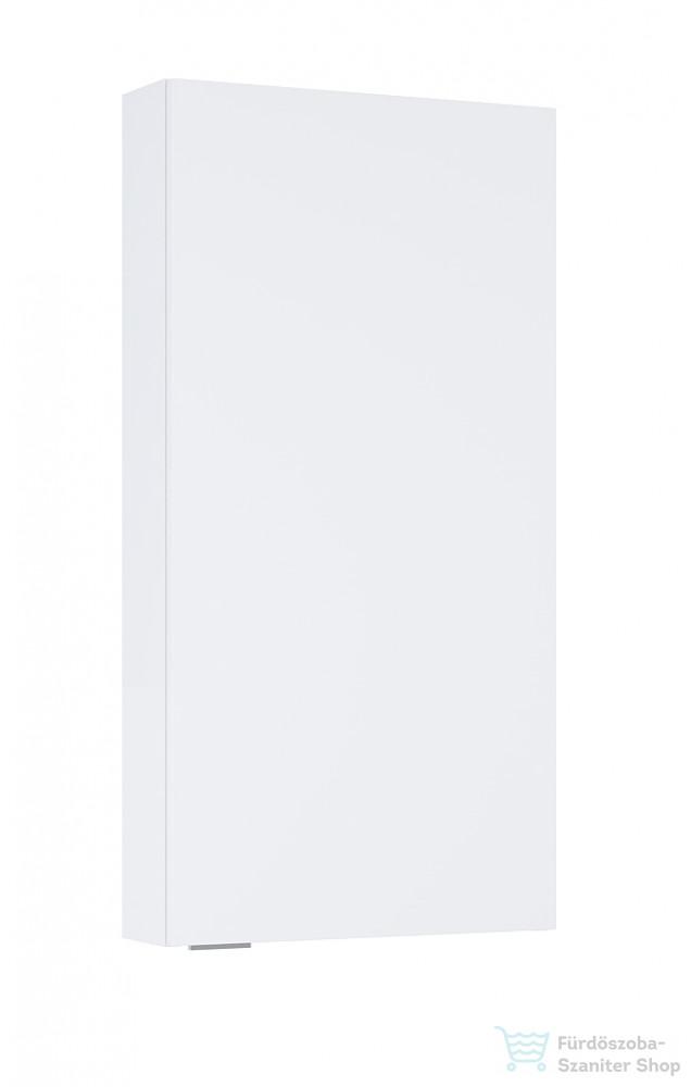AREZZO design 40 cm-es Felső szekrény (12,6 cm mély) 1 ajtós Mf. Fehér minden típushoz